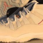 """Découvrez la Air Jordan 11 """"Platinum tint"""" en images"""