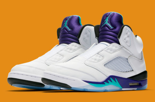 image air jordan 5 nrg fresh prince