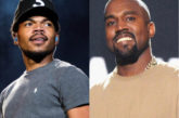 image kanye west chance the rapper