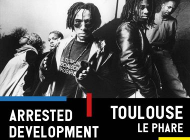 image arrested development concert toulouse 2018