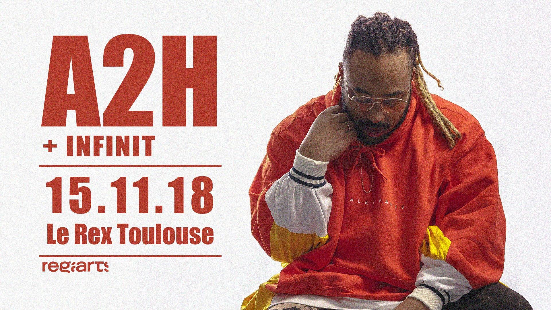 image A2H concert toulouse 2018