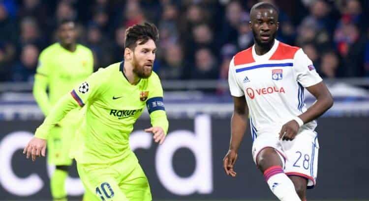 image football barcelone lyon 2019