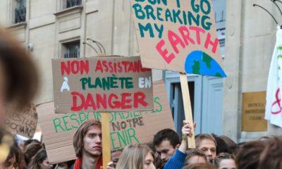 image grève climat 2019