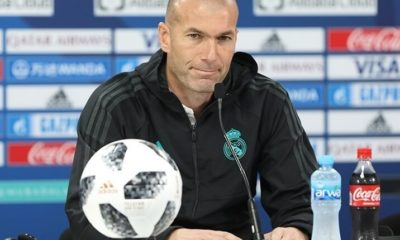 image Zidane Real Madrid 2019