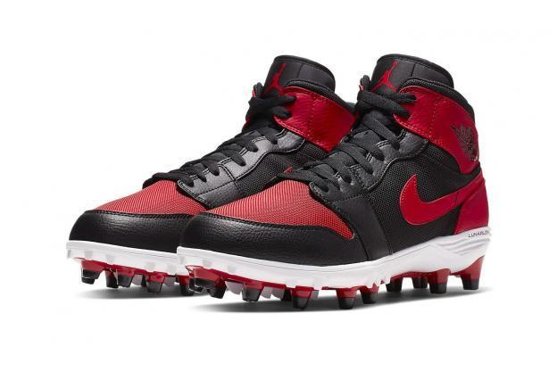 image air jordan 1 foot crampon