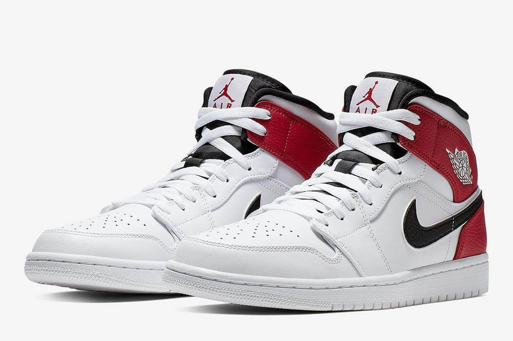image air jordan 1 mid chicago 1
