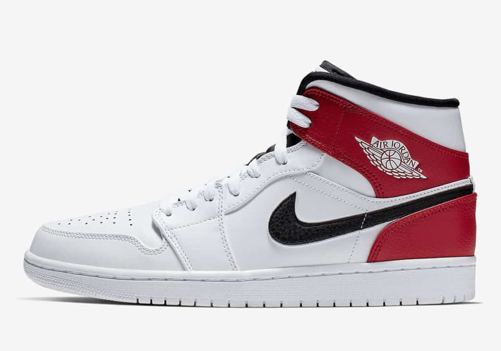 image air jordan 1 mid chicago 2