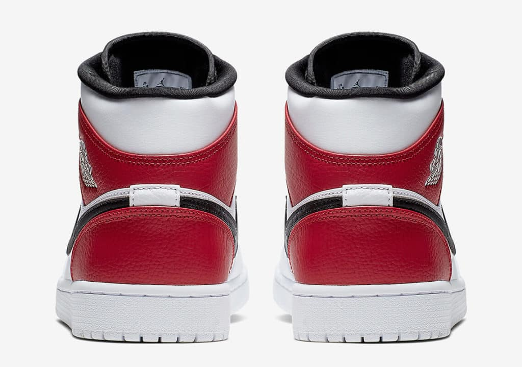 image air jordan 1 mid chicago 5