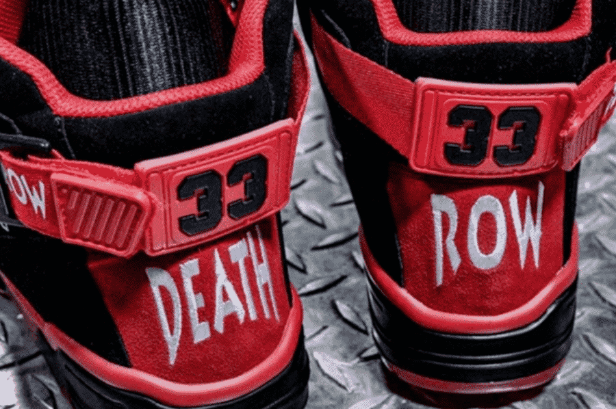 image death x ewing 33 sneakers 1