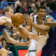 image giannis milwaukee vs hornets