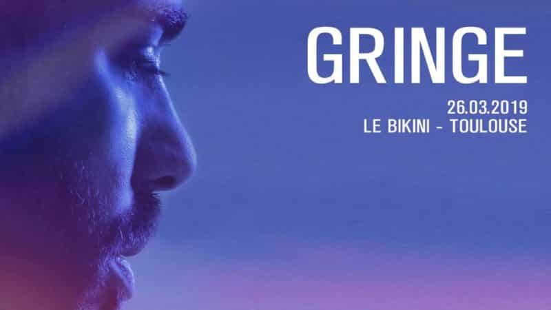 image gringe concert bikini toulouse 2019
