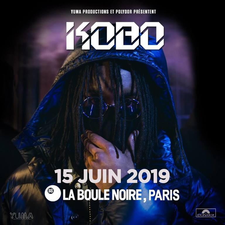 image kobo boule noire concert