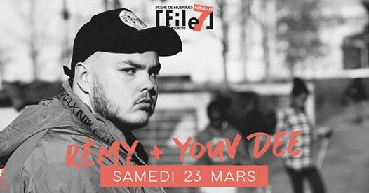 image rémy youv dee concert mars 2019