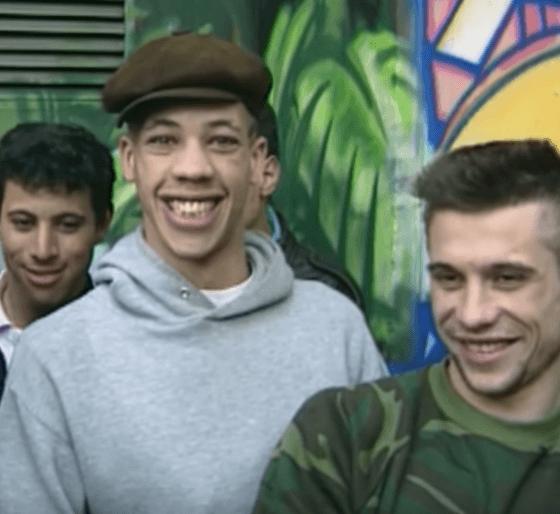 image reportage génération rap tag et ntm