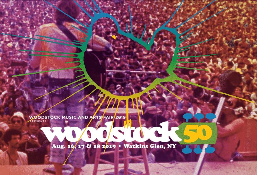 La programmation de Woodstock 50 dévoilée