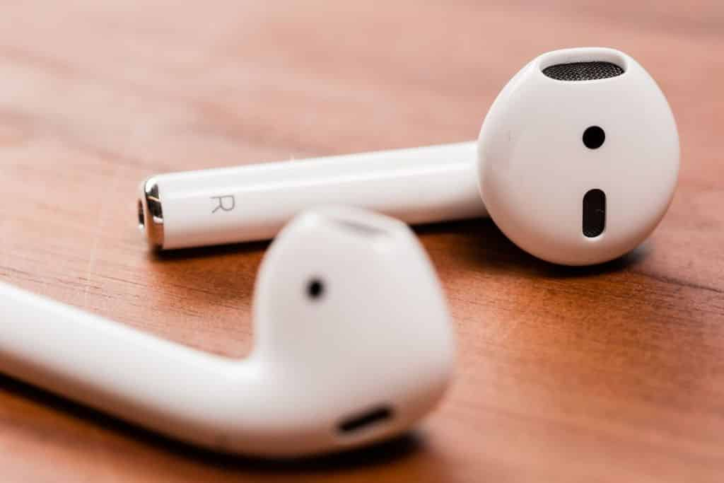 Image Airpods possible 3eme generation 2019