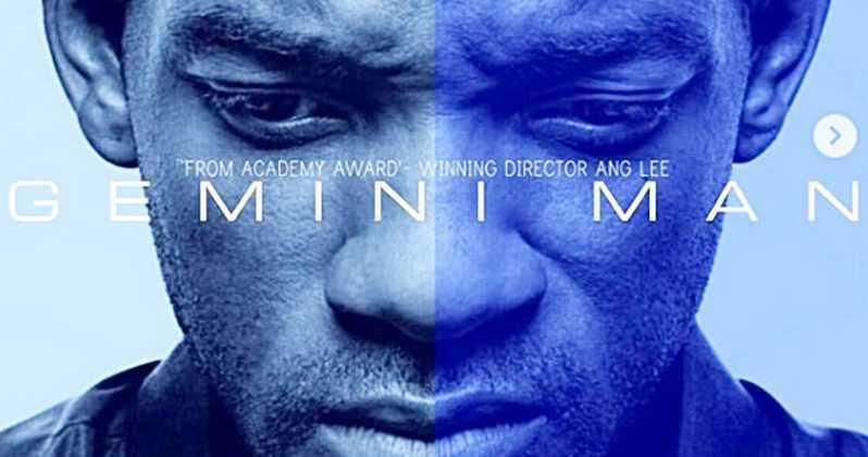 Image Gemini-Man affiche film will smith