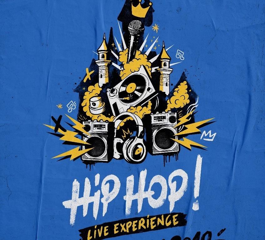 Image Hip Hop Live Experience 2019 Disney Maitre Gims