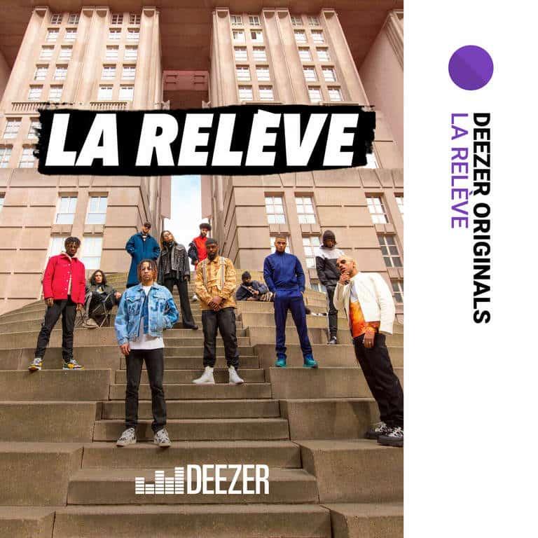 image releve mixtape deezer