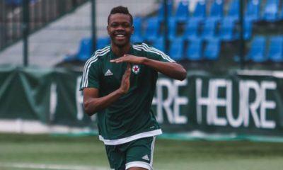 Image Topas Hamidou Sene Ligue 2 Valennciennes