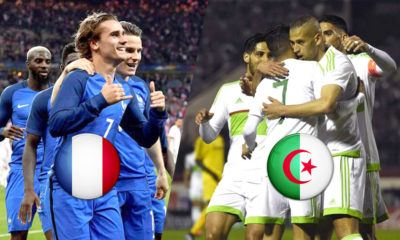 image algérie-france footbal 2020