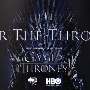 image for the throne album game of throne