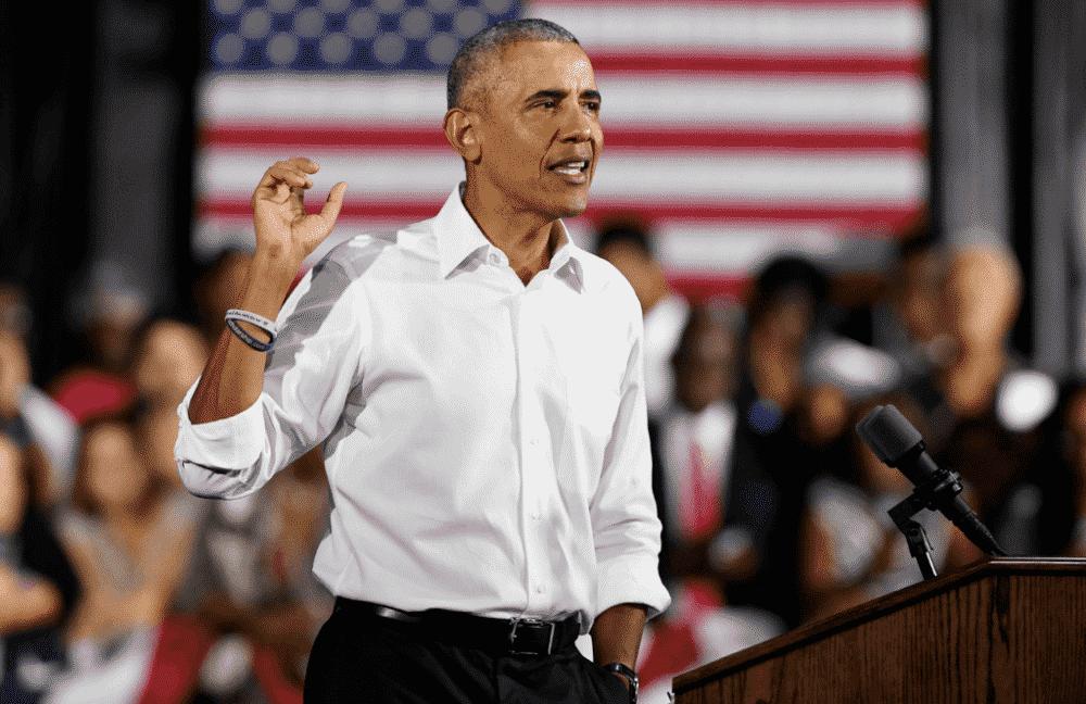 image barack obama discours