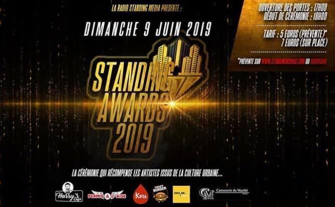 image standing awards 9 juin 2019