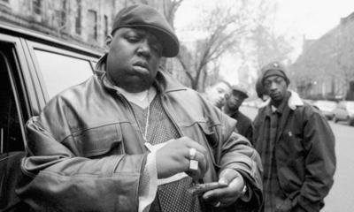 notorious big image in the streets