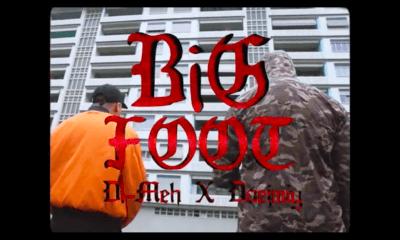 Image Di-meh clip big foot
