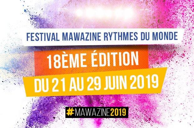 Image Mawazine Festival 2019
