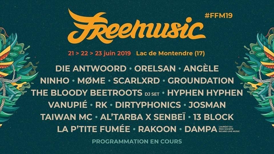 Image Festival FreeMusic 2019