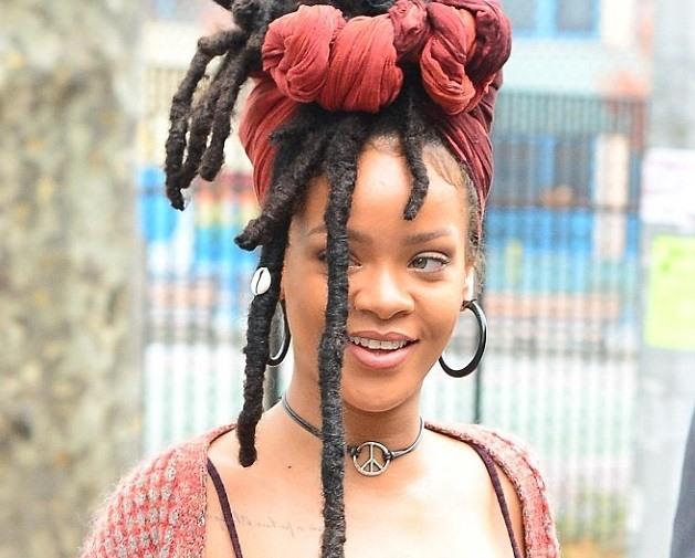 Image Rihanna reggae