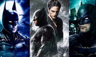 Image Robert Pattinson Batman