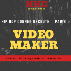 Hip Hop Corner recrute video maker image