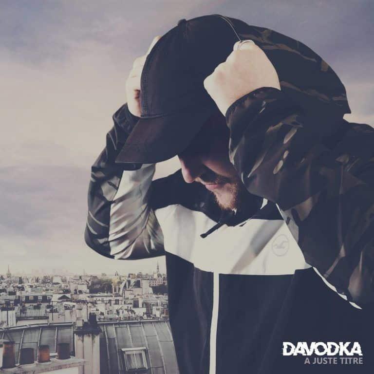 image davodka a juste titre album cover