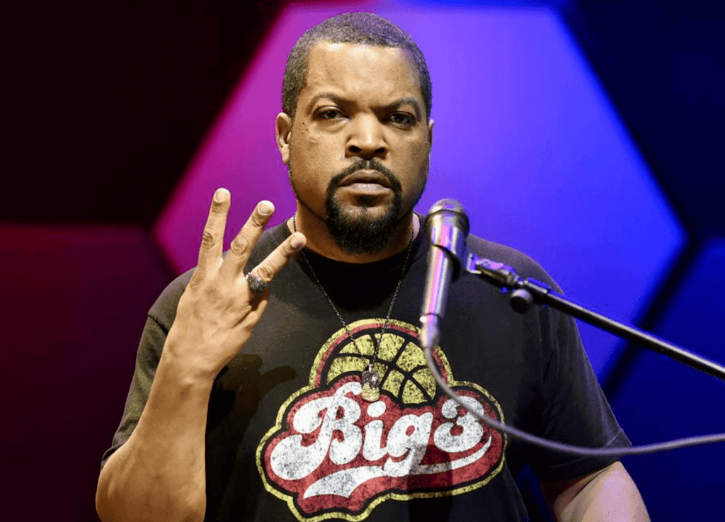 image ice cube big 3 theme song
