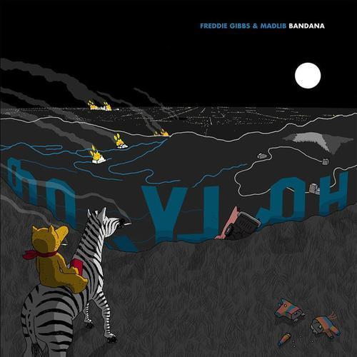 Sans surprise, Freddie Gibbs & Madlib nous offrent un Bandana sublime [Stream]