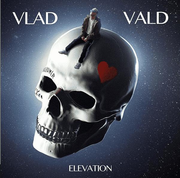 image Cover titre elevation Vald X vladimir cauchemard
