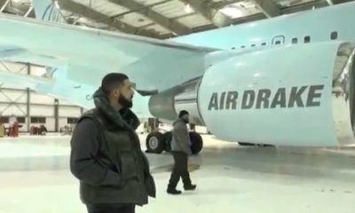 """Image Drake """"Jet privé"""""""