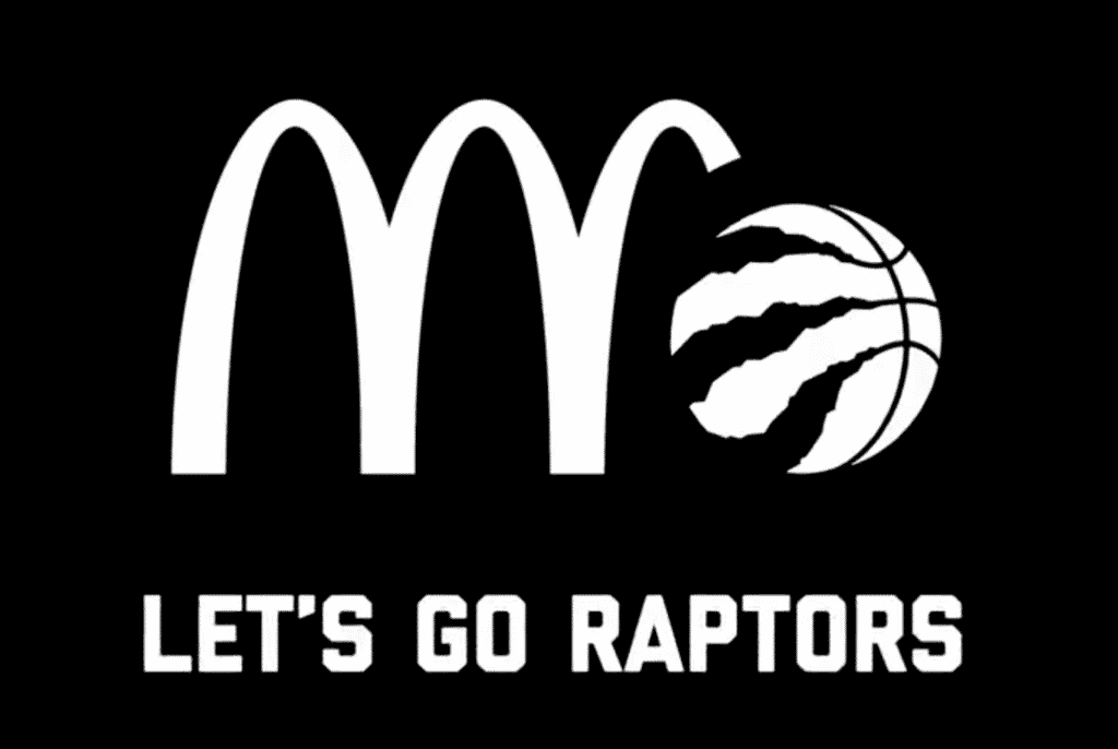 Image Mc Donald's Raptors Nba