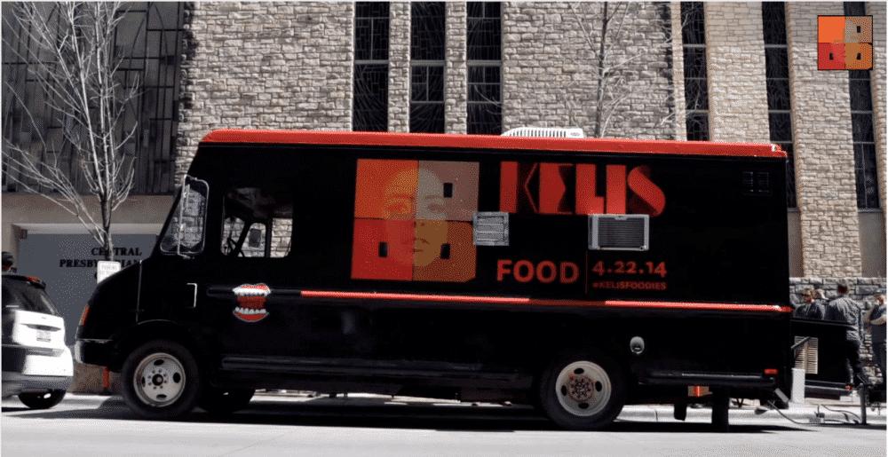 Kelis Food Truck