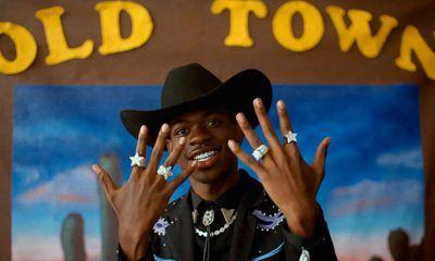 """Lil Nas X rentre encore un peu plus dans l'histoire avec son tube """"Old Town Road"""""""