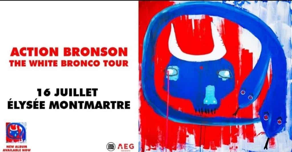image action bronson concert paris 2019 juillet