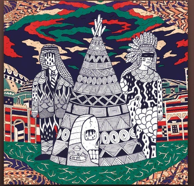image apache sameer ahmah album cover