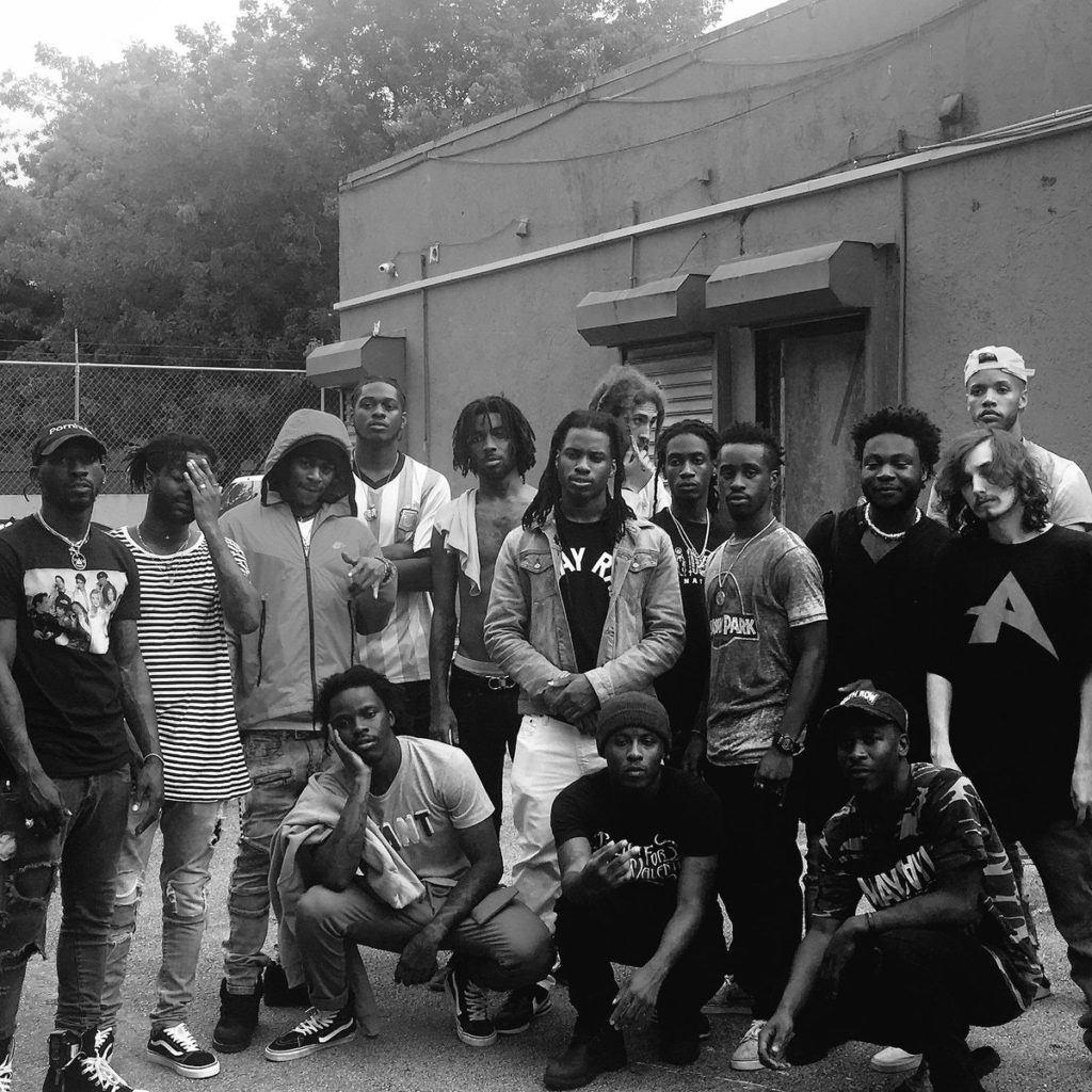 image chronique rap floride crew