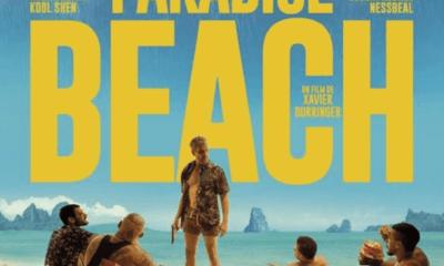image paradise beach affiche film