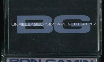 Image Bon Gamin mixtape cover