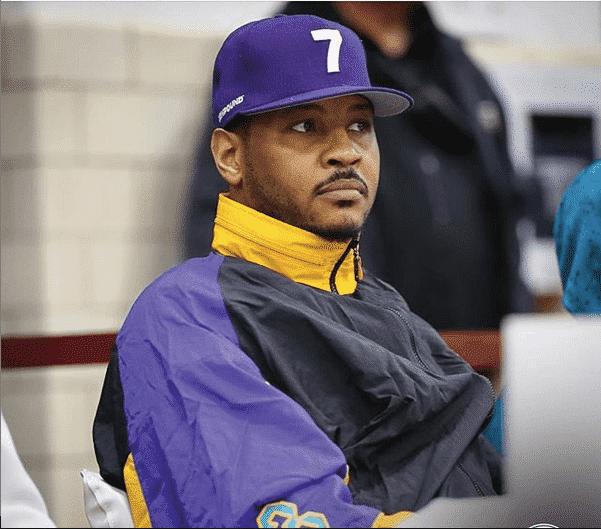Image Carmelo anthony actu joueur 2019