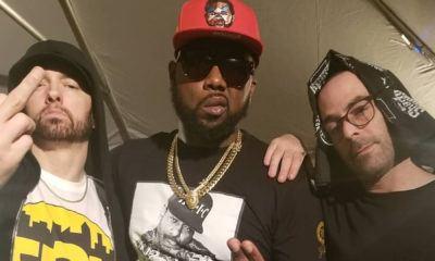 """image Conway, le protégé d'Eminem et son mentor frappent fort sur """"Bang"""""""